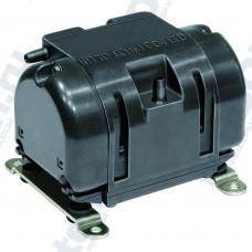 Насос вакуумный и компрессор диафрагменный линейный 120В MEDO VC0100 (двойного действия)