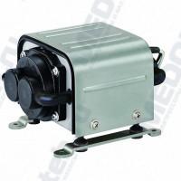 Насос вакуумный и компрессор диафрагменный линейный 120В MEDO VC0201 (двойного действия)
