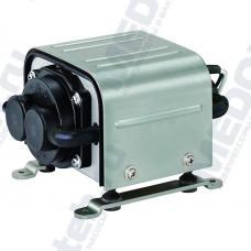 Компрессор (воздуходувка) диафрагменный линейный 120В MEDO VC0201-BT